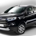 Ford EcoSport será vendido nos Estados Unidos em 2017