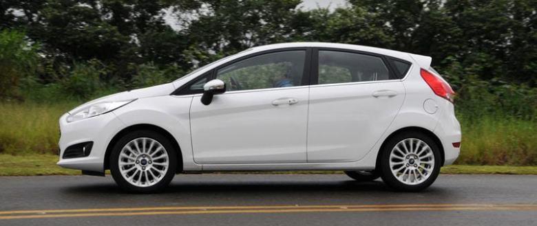 Ford New Fiesta fica mais caro na linha 2016