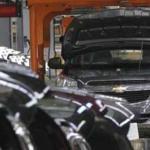 Em crise, indústria automobilística registra queda de 18,5% na produção