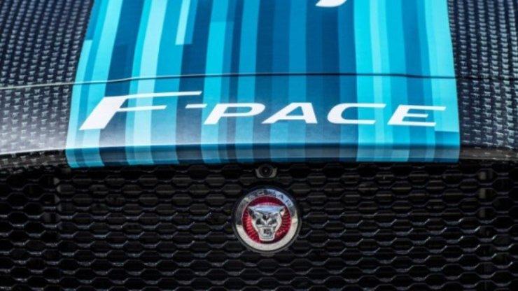 jaguar fpace 2