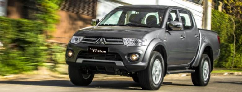 L200 Triton ganha série especial Chrome Edition por R$ 87.990