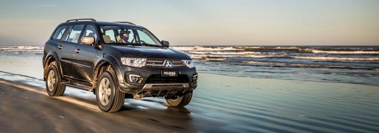Mitsubishi lança o novo Pajero HPE-S por R$ 179.990