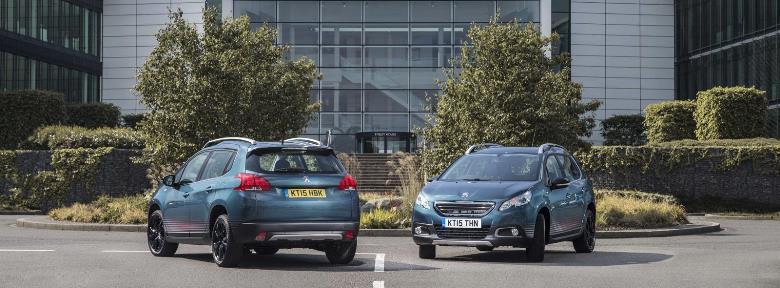 Peugeot 2008 ganha série Urban Cross no Reino Unido
