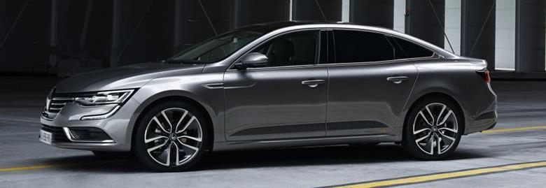 Renault Talisman é revelado e prepara a aposentadoria do atual Laguna
