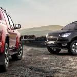 Chevrolet S10 2016 estreia nova versão topo de linha High Country