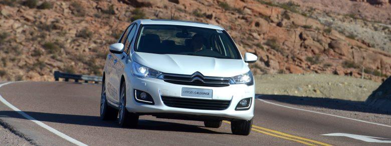 Citroën C4 Lounge passa por mudanças na Argentina