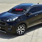 Vazam imagens oficiais do novo Kia Sportage