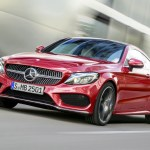 Mercedes revela nova geração do Classe C Coupé