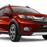 Com sete lugares, Honda BR-V é exclusivo para a Ásia
