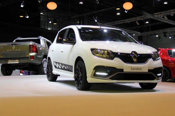 Renault Duster Oroch sandero rs (6)