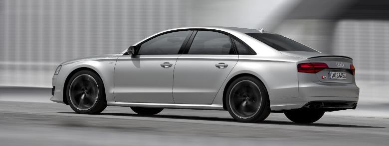 Audi S8 Plus é o A8 mais potente da história