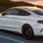 Mercedes-AMG revela oficialmente o novo C 63 Coupé