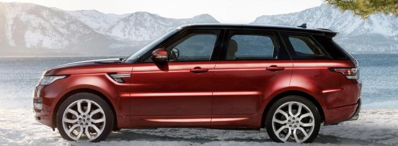 Land Rover chama Range Rover Sport e Vogue para recall