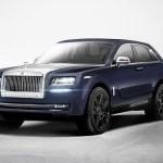 Rolls-Royce confirma seu primeiro SUV para 2018