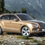 Bentley Bentayga: SUV mais rápido do mundo é revelado