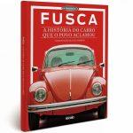 Livro conta a história do Volkswagen Fusca