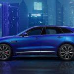 Jaguar F-Pace ganha primeira imagem oficial