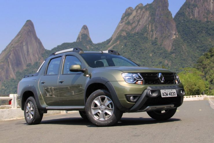 Renault Duster Oroch Dynamique 2.0 (4)