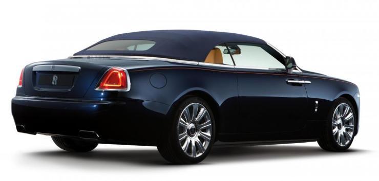 Rolls Royce Dawn  (3)