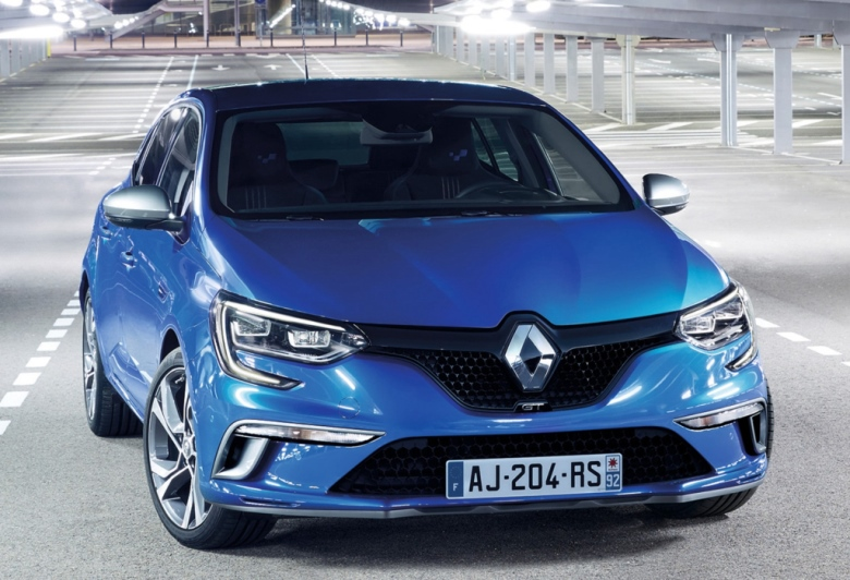 Renault Megane é o primeiro hibrído da fabricante francesa