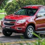 Chevrolet Trailblazer é chamada para recall por defeito em banco