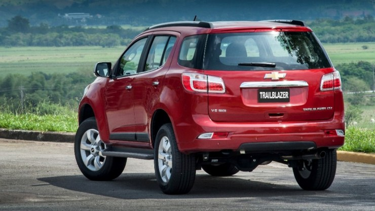 Chevrolet Trailblazer 2016 (4)