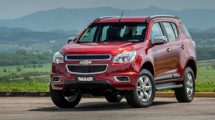 Chevrolet Trailblazer 2016