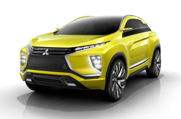Mitsubishi eX concept  (1)