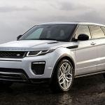 Range Rover Evoque 2016 chega renovado ao Brasil por R$ 209.900