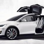 Tesla Model X é revelado e vai de 0 a 100km/h em 3,2s