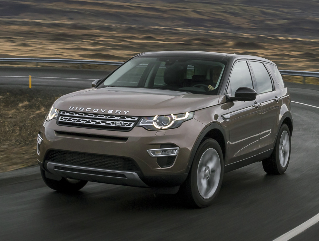 discovery sport ganha motor diesel por r primeira marcha. Black Bedroom Furniture Sets. Home Design Ideas