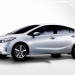 Kia Cerato estreia novo design na Coreia do Sul