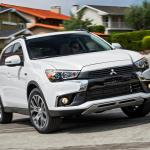 Mitsubishi ASX aparece de cara nova em Los Angeles
