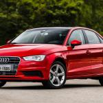 Audi A3 Sedan 2.0 é chamado para recall por causa da barra de direção