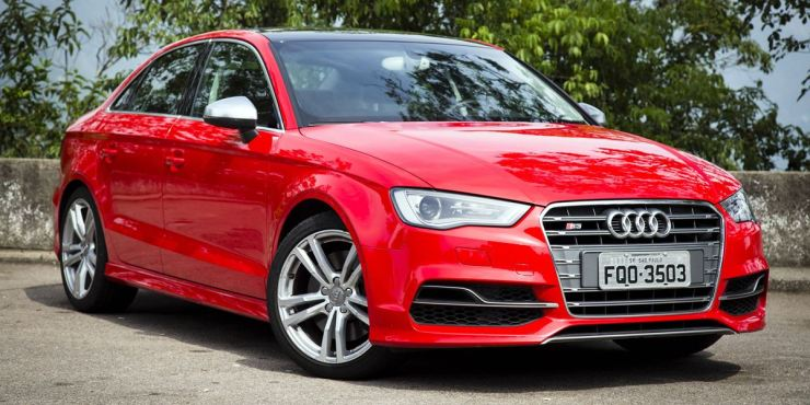 Audi S3 Sedan (2)