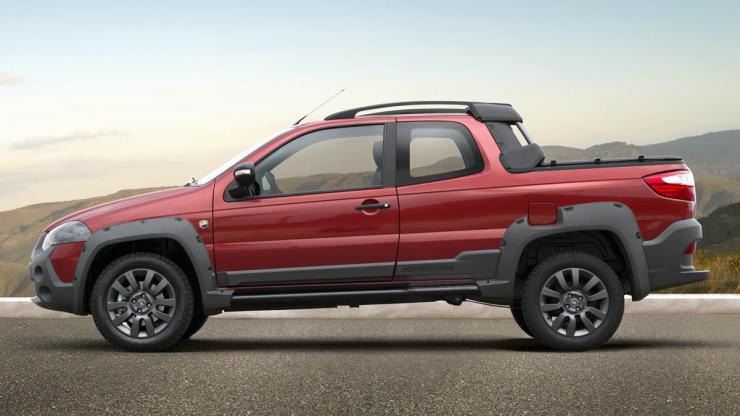 Fiat Strada Extreme (1)