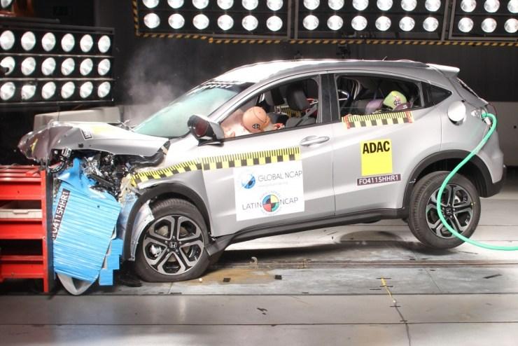 Honda hr-v - latin ncap