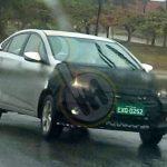 Leitor flagra novo Hyundai HB20S 2016 em testes