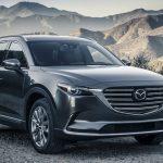 Mazda mostra a nova geração do CX-9