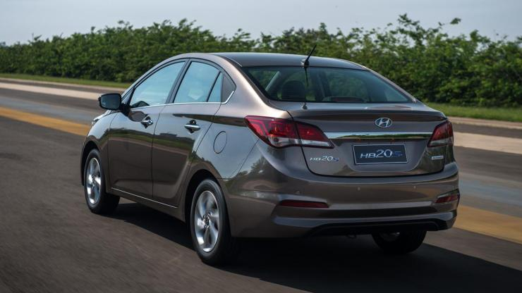 Novo Hyundai HB20S 2016 (10)