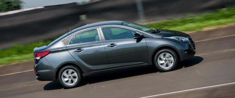 Hyundai apresenta novo HB20S, que parte de R$ 46.225