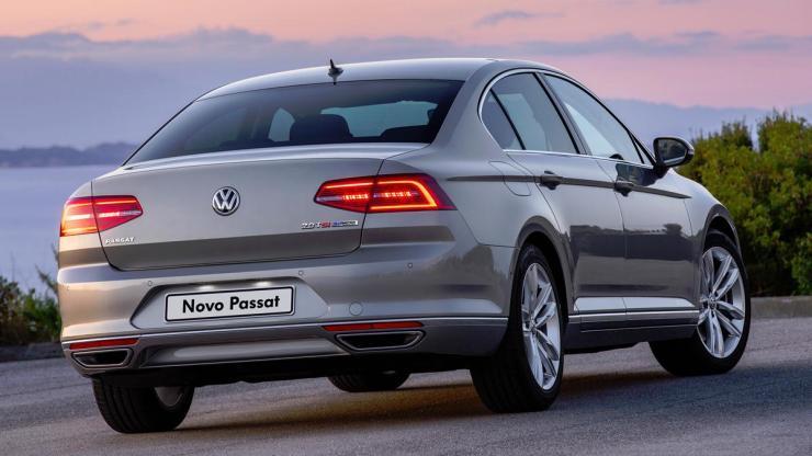 Novo Volkswagen Passat 2016 (2)