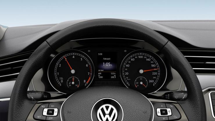 Novo Volkswagen Passat 2016 (4)