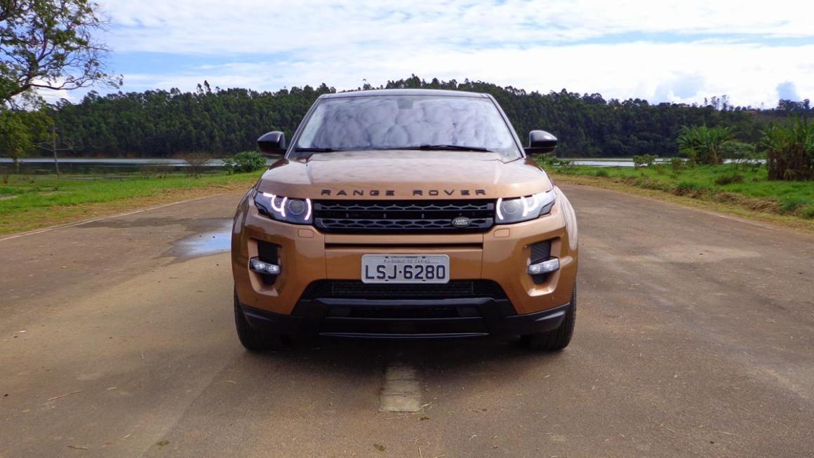 Avaliação – Range Rover Evoque se garante como queridinho do segmento