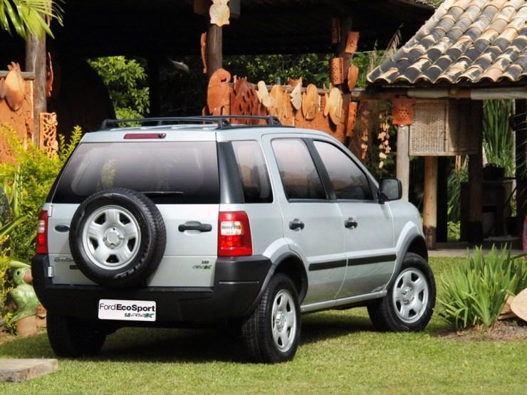 Ford Maio 2005 Ecospor Flex Lançamento