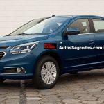 Com nova geração do MyLink, novo Chevrolet Cobalt terá apenas motor 1.8