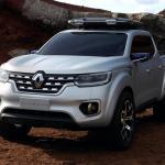 Renault Alaskan aparece em versão de produção