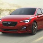 Subaru revela o Impreza Sedan Concept