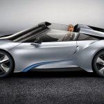 BMW terá i8 Spyder, mas nega comemoração de centenário