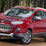 Ford EcoSport supera o marco de 1 milhão de unidades produzidas no Brasil